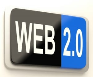 Web 2.0 sites list High pr