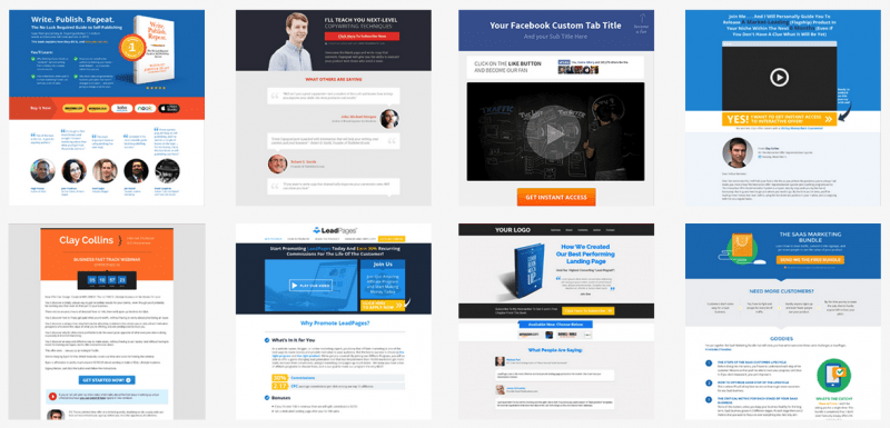 best landing page plugin for WordPress