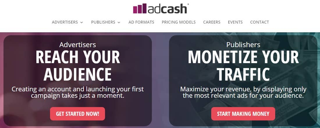 adcash review best ad network