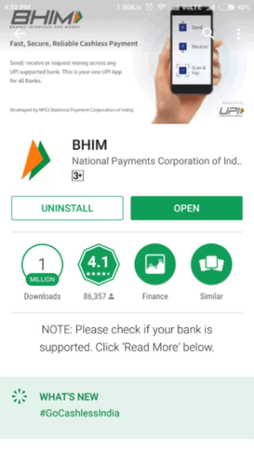 How to use bhim app in Hindi