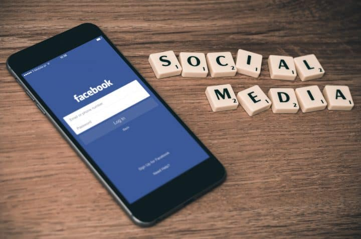 your social media
