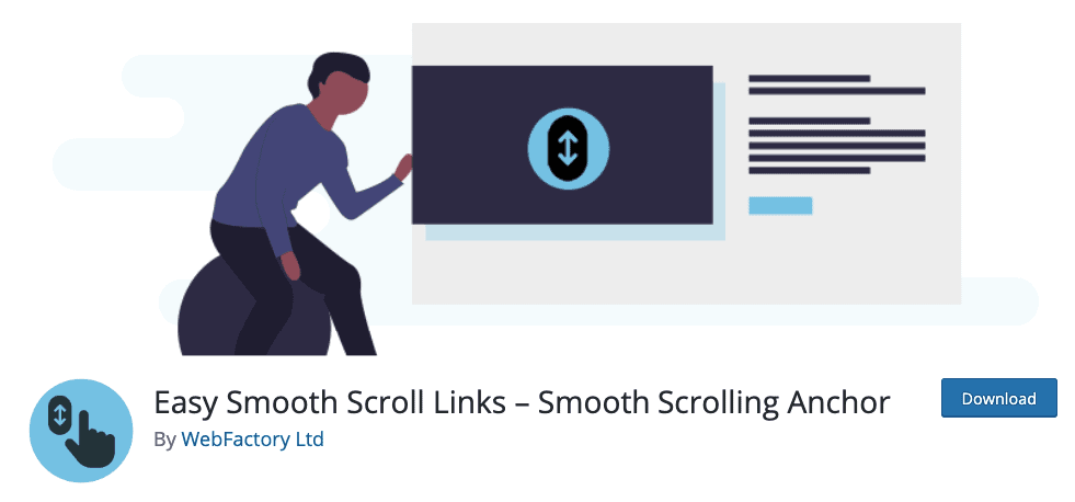Easy Smooth Scroll Plugin
