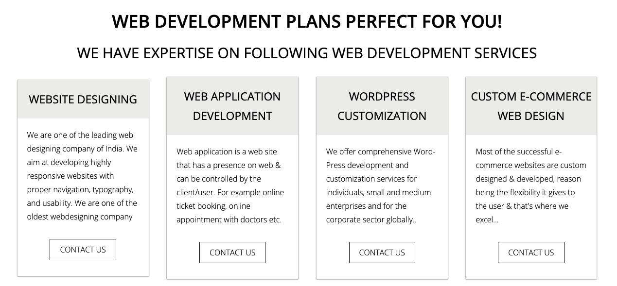 WebDevelopment eWebGuru