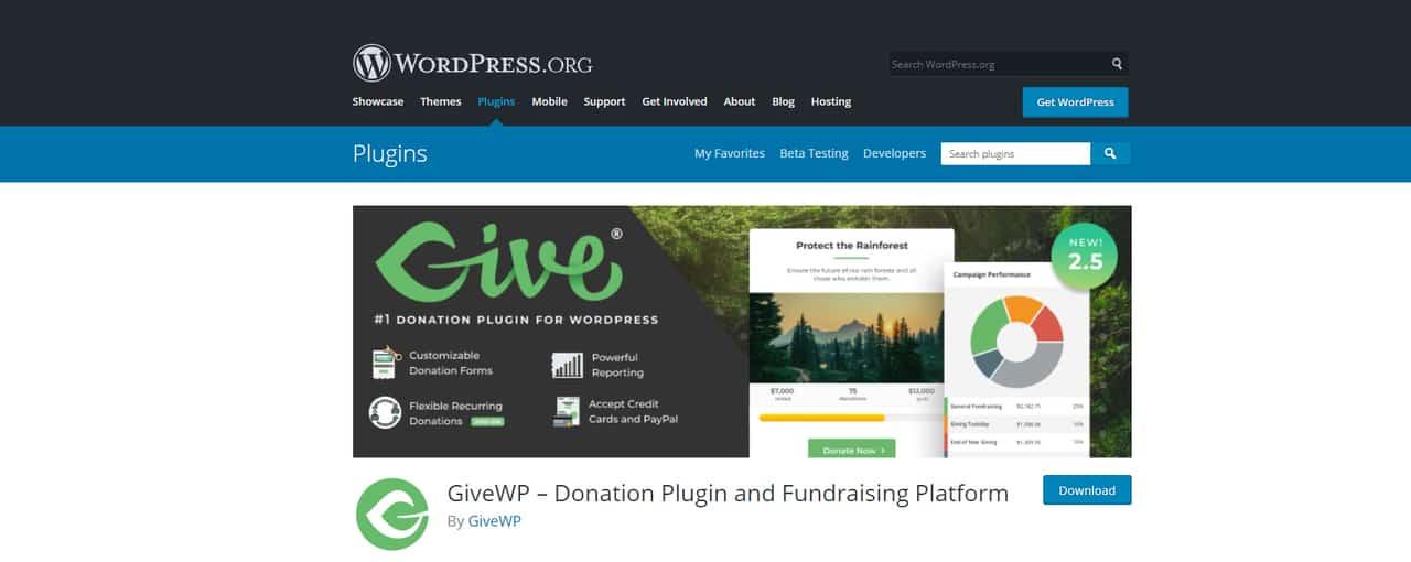 GiveWP