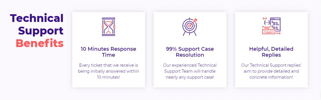 HostArmada Technical Support