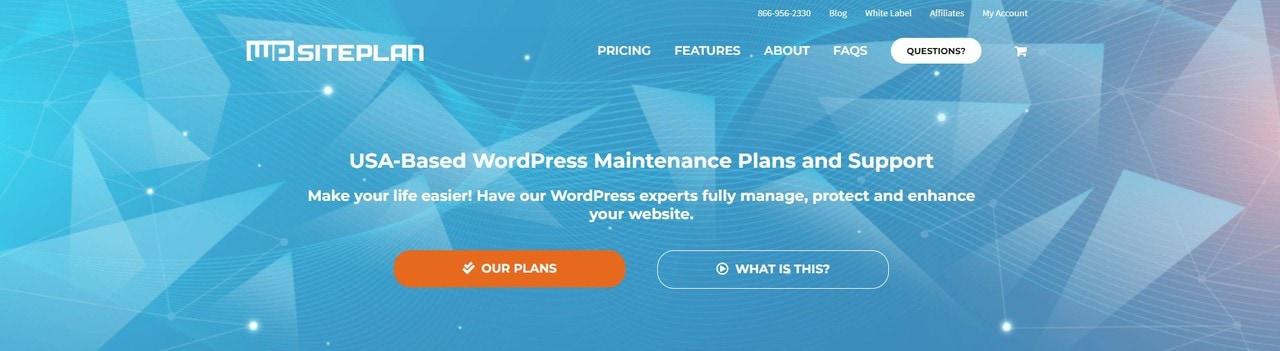 WP Site Plan