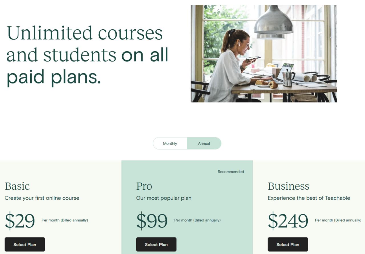 Teachable Plans